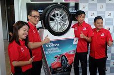 Bridgestone Luncurkan Ban Khusus untuk Mobil Sport