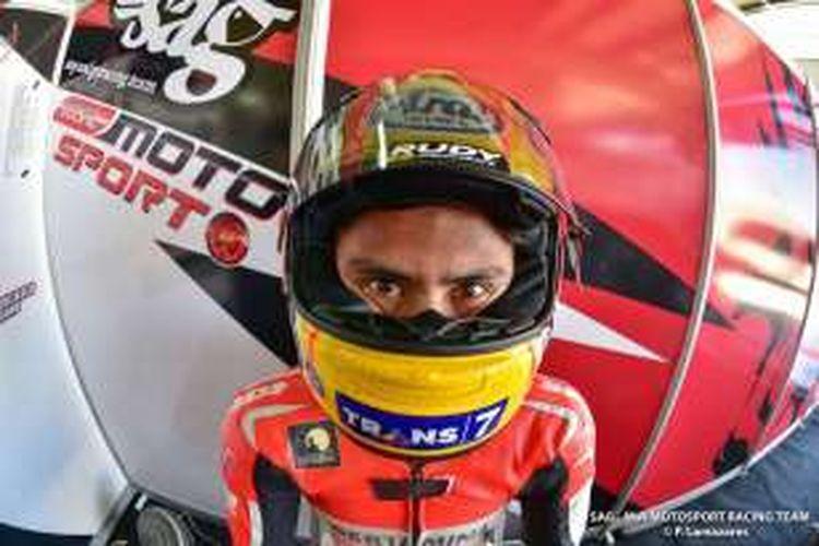 Pebalap Indonesia, Ali Adriansyah Rusmiputro.