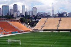 Di Brasil, Stadion Pun Dijadikan Rumah Sakit Terbuka Covid-19