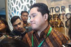 Erick Thohir Ingin Batalkan Pembangunan Gedung Arsip BUMN