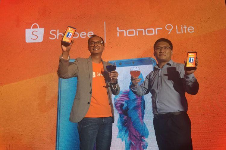 """Honor 9 Lite Gelar """"Flash Sale"""" di Shopee Siang Ini Halaman"""