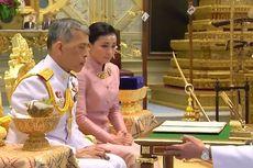 Sebelum Penobatan, Raja Thailand Pilih Mantan Pramugari sebagai Ratu
