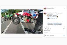 Fakta Penilangan Ducati, Polisi Akui Salah hingga Penjelasan soal Knalpot Racing