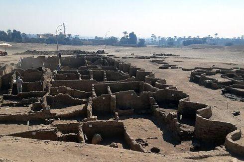 Arkeolog Mesir Ungkap