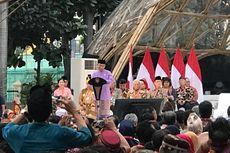 Para Budayawan dan Pegiat Budaya Serahkan Strategi Kebudayaan kepada Presiden Jokowi
