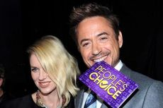 Robert Downey Jr, Aktor Termahal 2013