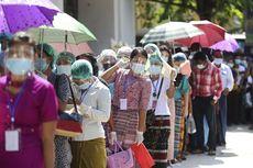 Pemilu Myanmar: Partai NLD yang Dipimpin Aung San Suu Kyi Klaim Kemenangan