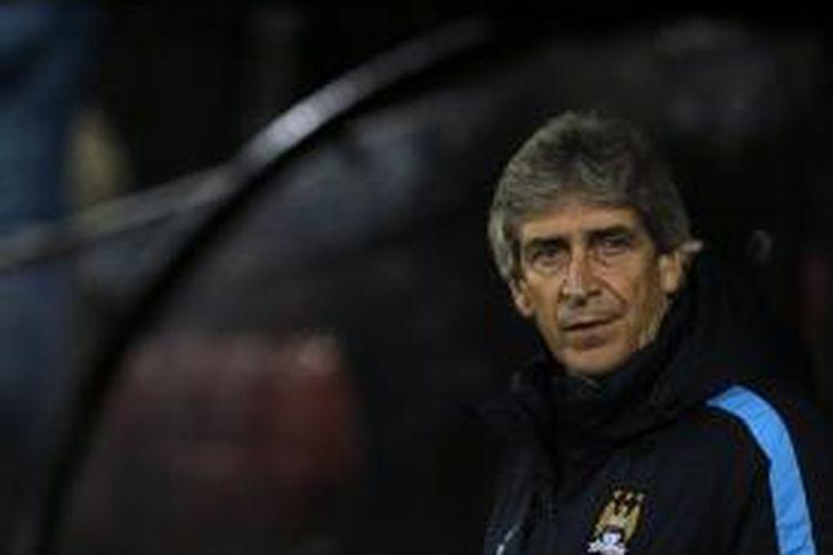 Manajer Manchester City, Manuel Pellegrini, menganggap kemenangan 3-1 atas Dynamo Kiev, Rabu (24/2/2016) atau Kamis dini hari WIB, belum mengamankan posisi timnya di Liga Champions.