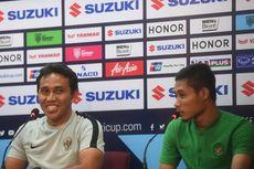 Pernyataan Evan Dimas Setelah Indonesia Dipastikan Tersingkir