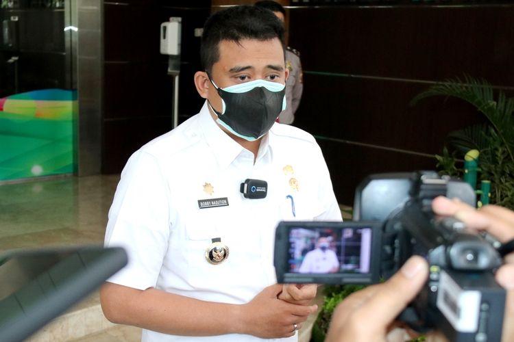 Wali Kota Medan, Bobby Nasution.
