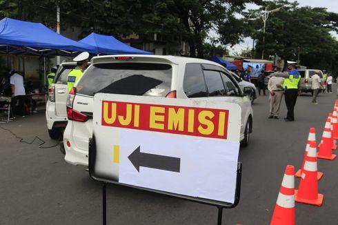 Kapan Tilang Uji Emisi Mulai Berlaku di DKI?