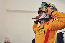 Sean Gelael Jalani Tes Pramusim Formula 2 di Bahrain