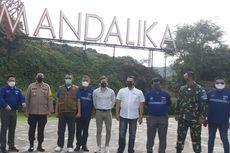 Dorna Inspeksi Sirkuit Mandalika, Wamen BUMN Yakin Juli Pembangunan Rampung