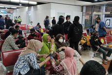 Polisi Bandara Siagakan 15 Polwan untuk Trauma Healing Keluarga Korban Sriwijaya Air