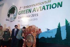 Di Bali, Menhub Ajak Industri Penerbangan Ikut Kurangi Emisi Gas Buang