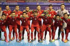 Timnas Futsal Indonesia Taklukkan Chinese Taipei 7-0
