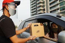 Cara Menuju Park and Dine Lippo Mall Puri, Makan Sambil Lihat Senja di Parkiran Mal