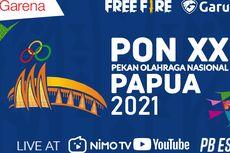 Daftar 11 Tim Free Fire yang Lolos ke Putaran Final PON XX Papua