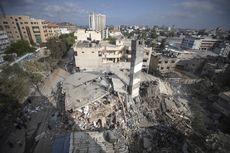 Israel Hancurkan Satu-satunya Laboratorium Covid-19 di Gaza, Pengujian Berhenti Total