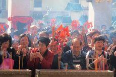 Perayaan Imlek ala Tigerair Mandala di Hongkong
