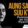 Dakwaan Aung Suu Kyi Ditambah Lagi, Kali Ini Pakai Hukum Pidana Era Kolonial