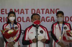 Menpora Akan Evaluasi Pencapaian Indonesia pada Olimpiade Tokyo 2020