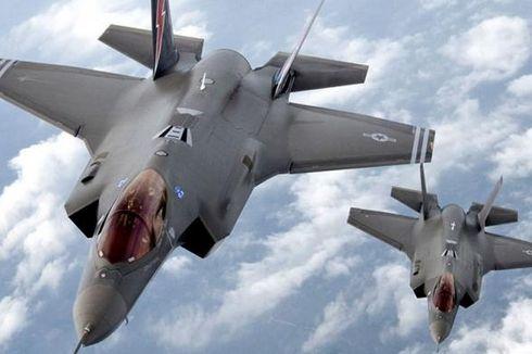 Israel Gunakan Jet Tempur Termahal AS F-35 dalam Operasi Sungguhan