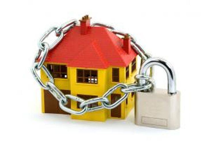Ilustrasi keamanan rumah