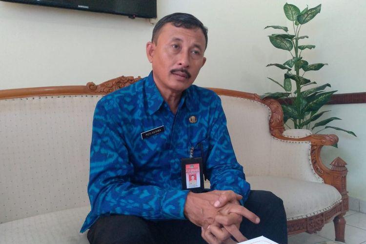 Kepala Dinas Pariwisata Bali, Putu Astawa.