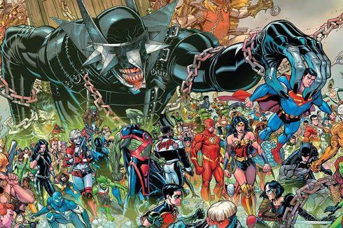 DC Comics Minta Para Pengecer Hancurkan Komik Superman dan Supergirl