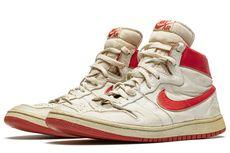 Sepatu Langka Michael Jordan Akan Dilelang