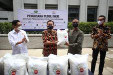 Bantu Warga Terdampak PPKM, Pengusaha Peduli NKRI Kembali Galang Donasi