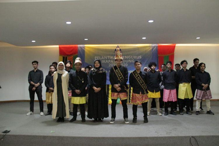 Mahasiswa Aceh yang ada di Bandung.