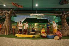Liburan di Bali Bareng Anak, Kunjungi Kampung Langit di The Keranjang
