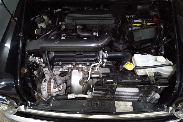 Modifikasi Toyota Agya menjadi Morris Mini Cooper garapan Cornerstone Bodyworks
