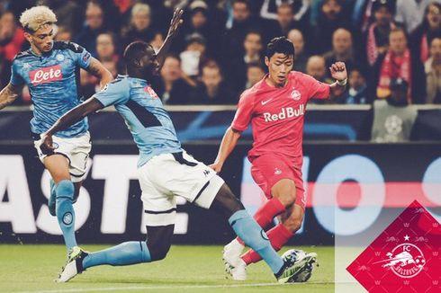 RB Salzburg Vs Napoli, Ancelotti Sebut Timnya  Menderita, tetapi...