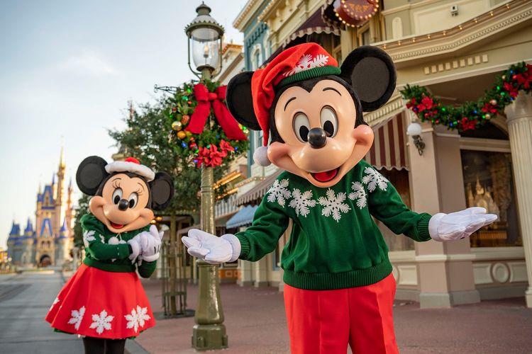 Walt Disney World di Orlando, Florida (Facebook Walt Disney World | Photographer Matt Stroshane).