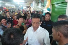 Jokowi: Penataan Pedagang Jangan Asal Gerebek-gerebek