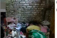Kisah Nenek Sumirah Makan dan Tidur di Rumah Penuh Sampah Bersama 2 Anak Gangguan Jiwa