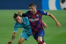 Dicemooh Fans Barcelona, Sergi Roberto Menangis Usai Laga Kontra FC Bayern