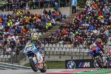 Kesulitan di Moto2 Styria, Pertamina Mandalika Finis Tanpa Poin