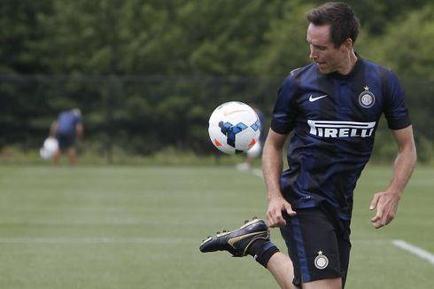 Steve Nash Bermain Bola Bersama Inter Milan