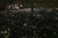 Sebanyak 50.000 Orang Hadiri Konser Bebas Masker di Selandia Baru