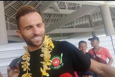 Ungkapan Bahagia Spaso Setelah Bawa Bali United Juara