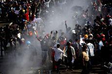 Junta Militer Myanmar Ancam Warga agar Tak Bantu Demonstran yang Jadi Buronan
