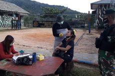 Tekan Covid-19, Satgas Pamtas Siapkan Tes Swab Antigen di Perbatasan RI-Malaysia