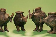 Bayi Prasejarah Juga Minum Susu Pakai Botol, Ini Buktinya