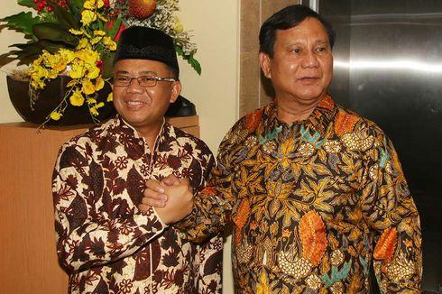 Sohibul Iman: Pak Prabowo Mengatakan, Kursi Wagub DKI adalah Hak PKS