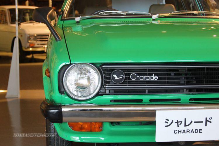 Daihatsu Charade.