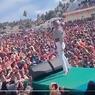 Video Viral Konser Deklarasi Paslon Pilkada di Gorontalo, Bagaimana Aturannya?